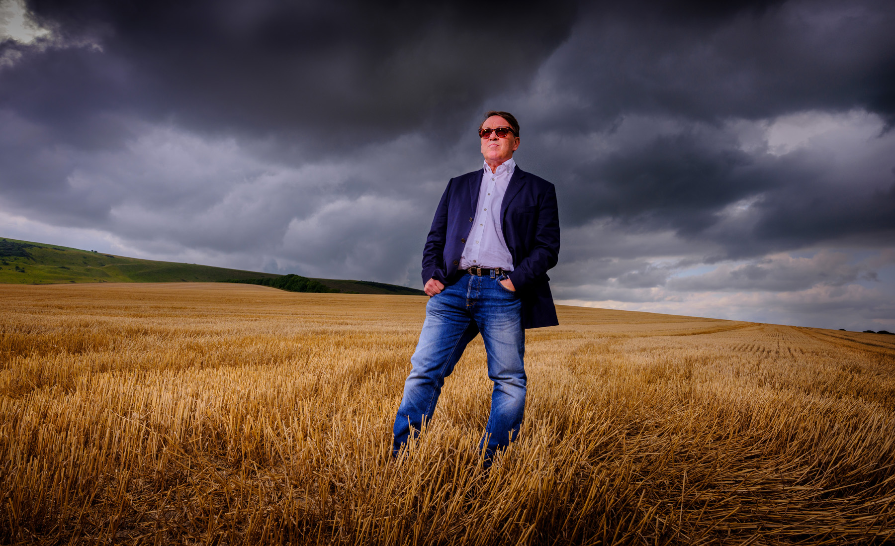 Chris Difford -Picture by Jim Holden